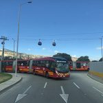 Transmilenio & Transmicable are conected!